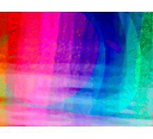 Rainbow Study Photographic Print