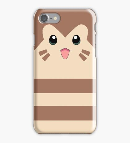 Furret Face Design iPhone Case/Skin