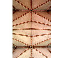 Church Ceiling Photographic Print