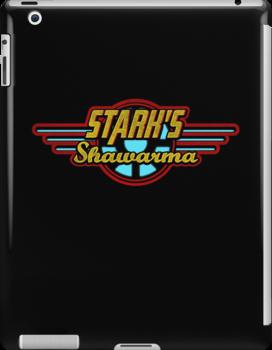 Stark's Shawarma by Vitaliy Klimenko