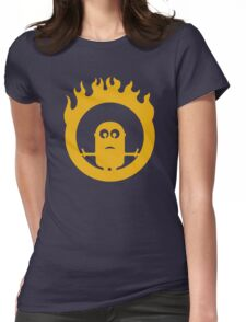 War Minions Womens Fitted T-Shirt