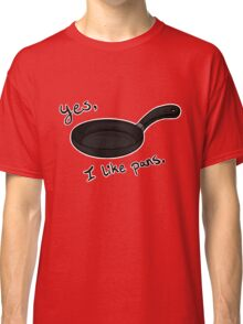 pansexual humor Classic T-Shirt