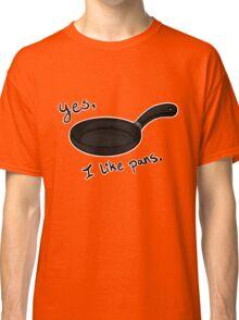 pansexual humor Classic T-Shirt