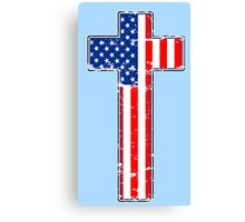 UNITED STATES OF JESUS Canvas Print