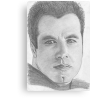 John Travolta Canvas Print