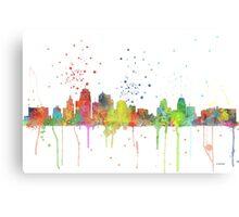 Kansas City, Missouri Skyline Canvas Print