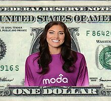 Hope Solo $1 by alanarose98