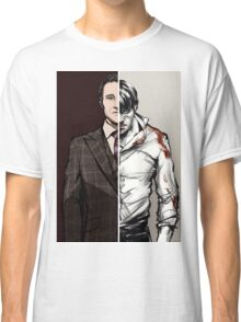 The Tables Are Turning - Hannibal Variant Classic T-Shirt