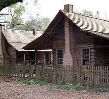 Farm House  by RebeccaBlackman