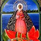 Our Lady of Regla by Jorge H. Elias