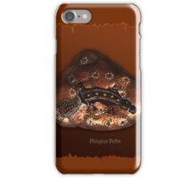 PLATYPUS PATHS iPhone Case/Skin