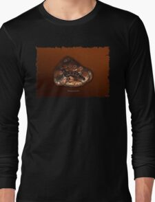 PLATYPUS PATHS Long Sleeve T-Shirt