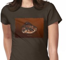 PLATYPUS PATHS Womens Fitted T-Shirt