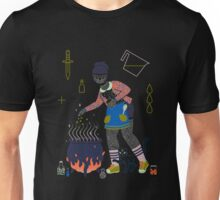 Witch Series: Cauldron Unisex T-Shirt