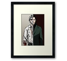 The Tables Are Turning - Will Variant Framed Print