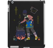 Witch Series: Cauldron iPad Case/Skin