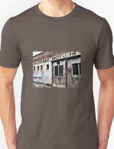 Old Rustic Garage Workshop - Glenelg - Adelaide - South Australia T-Shirt