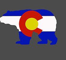 Colorado Bear  by bleastudios