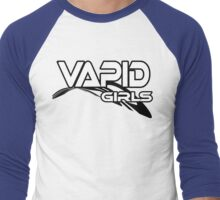 Vapid Girls Men's Baseball ¾ T-Shirt