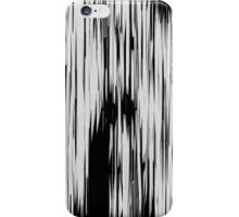 Modern Black & White Abstract Shards iPhone Case/Skin