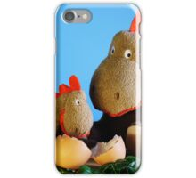Dinosaurs - Mother And Child iPhone Case/Skin