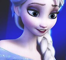 Disney's Frozen Elsa movie still by lucyc13