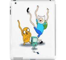 Finn, Jake & BMO Dancing iPad Case/Skin