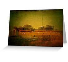 """""""A Little corner of my World .."""" Greeting Card"""