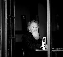Drinking Alone by Rob Beckett