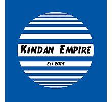 Sliced Kindan Photographic Print