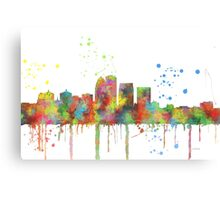 Louisville, Kentucky Skyline Canvas Print