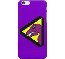 Dino Charge/Kyoryuger Purple/Violet iPhone Case/Skin