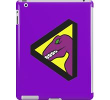 Dino Charge/Kyoryuger Purple/Violet iPad Case/Skin
