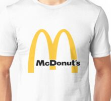 Mcdonald's Donut Unisex T-Shirt