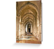 Chalon Cathedral Greeting Card