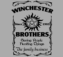 Winchester brothers since 1983 (black version) by kurticide