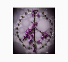 Flower Power peace  Unisex T-Shirt