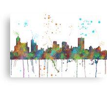 Memphis, Tennessee Skyline Canvas Print