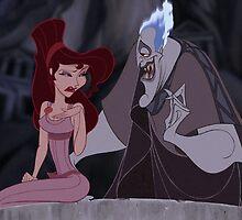 Disney's Hercules Meg/Hades Sass by lucyc13