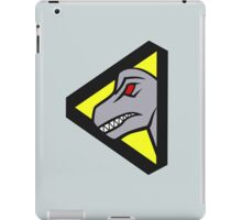 Dino Charge/Kyoryuger Silver iPad Case/Skin