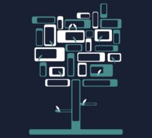That 70's Tree by modernistdesign