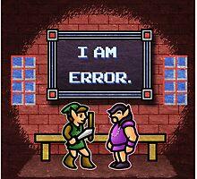 I am Error by likelikes