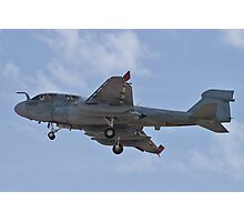 A6 Prowler returning to Nellis Air Force Base Photographic Print