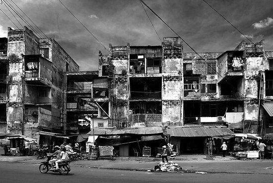 Phnom Penh (2010) by Dan Rivers