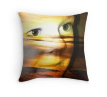 """""""Innocence of a Child"""" Throw Pillow"""