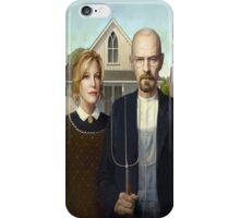 American Gothic Parody iPhone Case/Skin