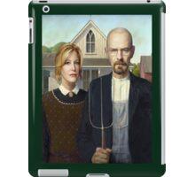 American Gothic Parody iPad Case/Skin