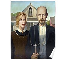 American Gothic Parody Poster