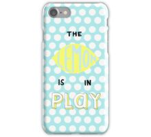 Cabin Pressure - The Travelling Lemon iPhone Case/Skin