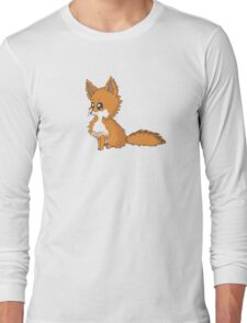 Fox Cub Long Sleeve T-Shirt